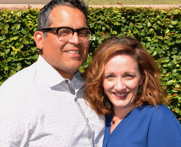 Michelle and Julio - Adoptive Parents