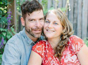 Andrea and Brad Adoptive Parents