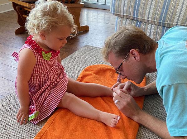 Garrett and Jordan Adoptive Parents