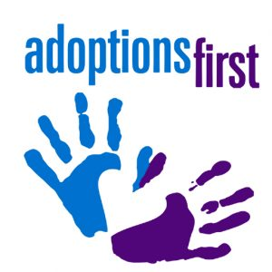 Adoptions First Logo